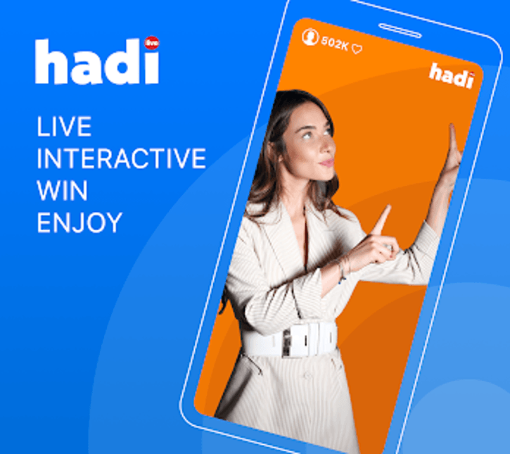 HadiLive Mobile Application Lena Software
